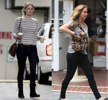 dress like j-law