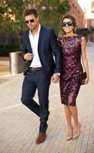 What to wear to a wedding when youre a guest turn style black tie optional or formal junglespirit Gallery