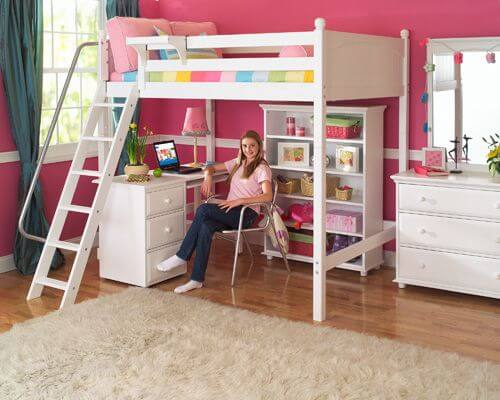 bedroom designs for teens. Since The Bed Is Focal Point Of Room, Consider Placing In Center Wall So They Have Access To From All Sides. Bedroom Designs For Teens S